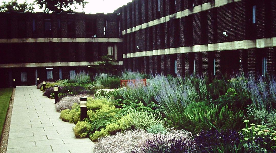 Fitzwilliam College, Cambridge - Andrew Peters